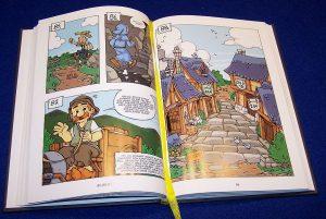 Spiele Comic Ritter - Die Botschaft - Auswahl