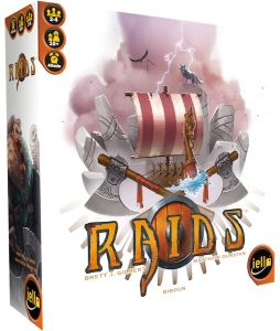 Raids - Box