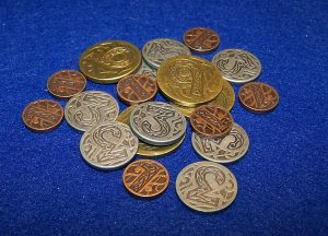 Raids - Münzen