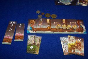 Raids - Wikingerschiff