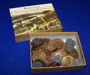 Besuch aus dem Rheingau - Münzen