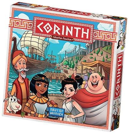 Corinth - Box