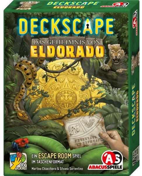 Deckscape - Eldorado - Box