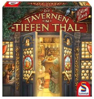 Die Tavernen im tiefen Thal - Box