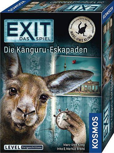Exit -Die Känguru Eskapaden - Box