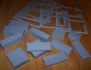 Folded Space – Finish