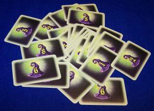 Hexenhaus - Einsteiger-Belohnungskarten