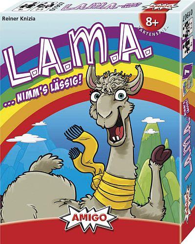 LAMA - Box
