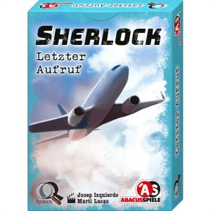 Sherlock - Letzter Aufruf - Box