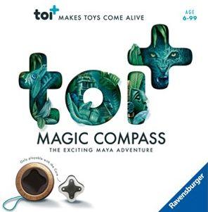 toi - Magic Compass - Cover