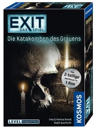 Exit - Katakomben des Grauens - Box