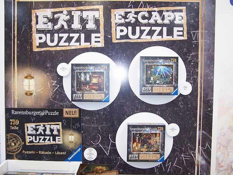 Nachschub für den flüchtenden Puzzle-Junkie