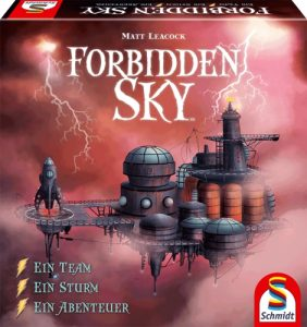 Forbidden Sky - Box