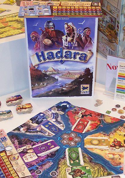 Hadara Cover - Nürnberg 2019