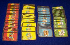 Lift Off - Technikkarten
