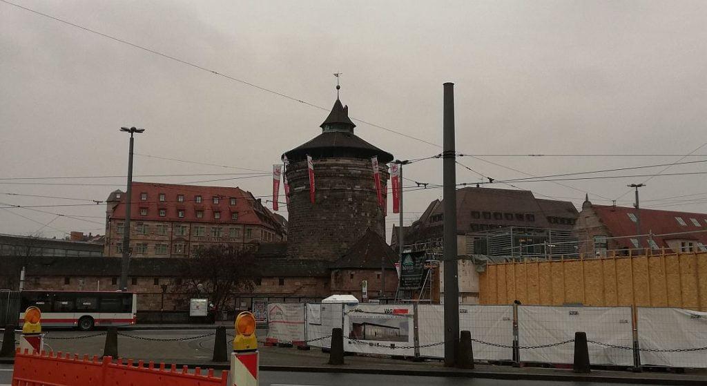 Nürnberg 2019 - Beflaggung