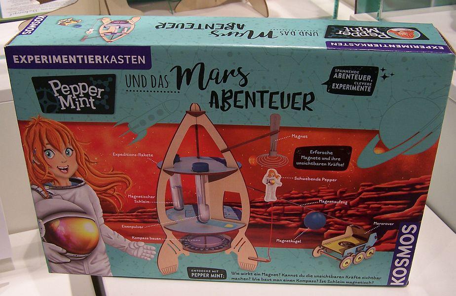 Pepper Mint und das Marsabenteuer - Nürnberg 2019