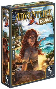 Adventure Island - Box