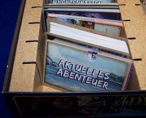 Adventure Island - Inlay