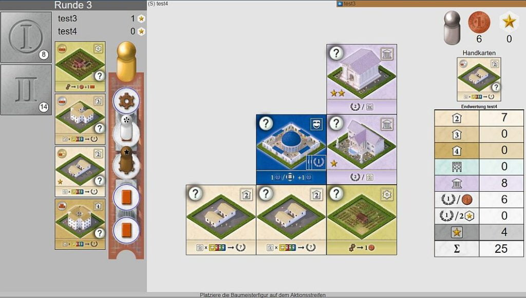 City of Rome - Screenshot