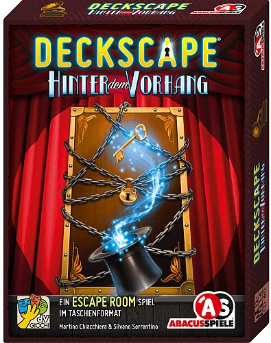 Deckscape - Hinter dem Vorhang - Box