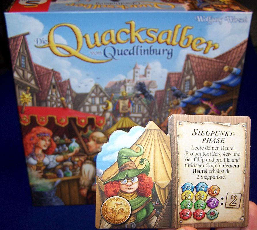 Die Quacksalber von Quedlinburg - Kräuterhexe Shyla