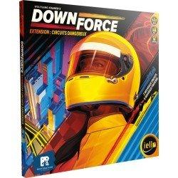 Downforce Circuit dangereux - Box