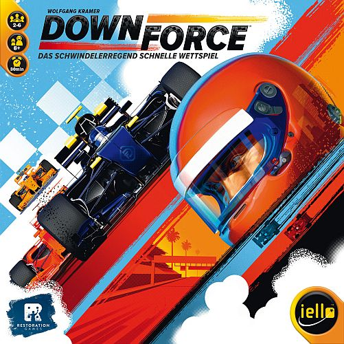 Downforce - Cover