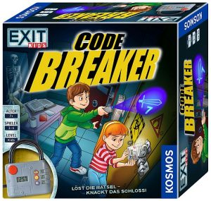 EXIT Kids Code Breacker - Box