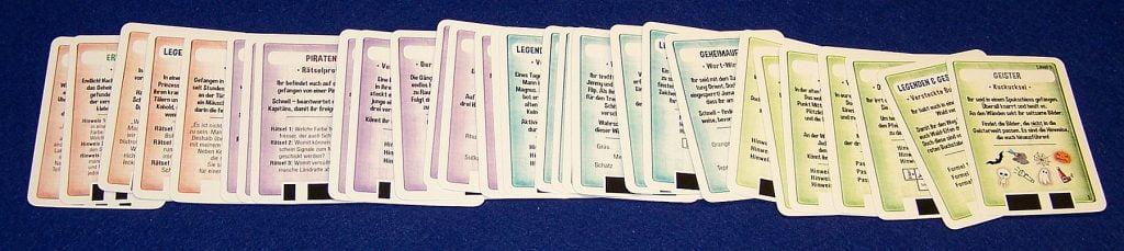 EXIT Kids Code Breacker - Rätselkarten