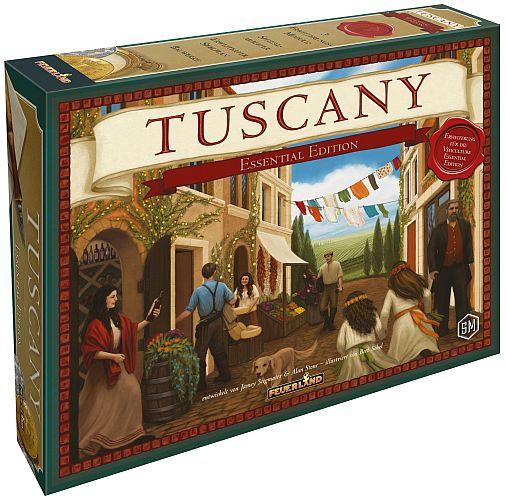 Tuscany Essential Edition - Box