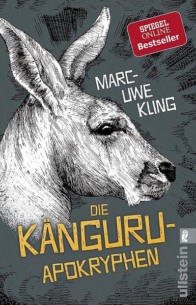 Die Känguru-Apokryphen - Cover