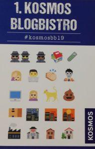 Kosmosbb19 - Postkarte