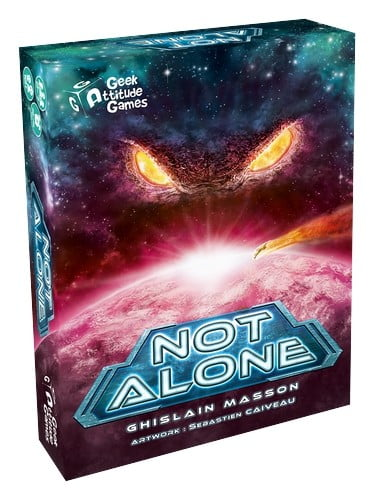 Not Alone - Box
