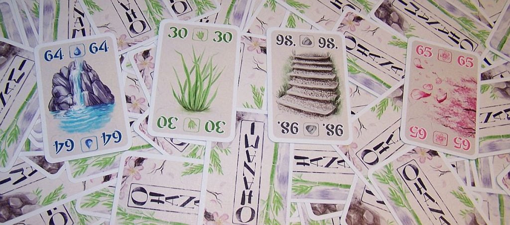 Ohanami - Karten