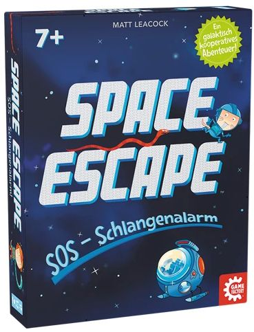 Space Excape - Box