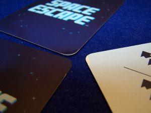 Space Excape - Kartenqualität