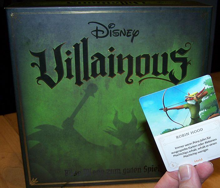 Villainous - Robin Hood