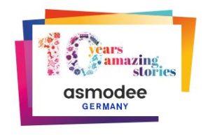 Asmodee & friends 2019 - Asmodees 10jähriges Jubiläum