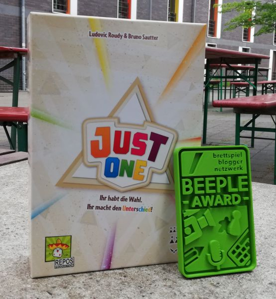 Just One - Beeple Award