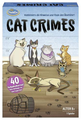 Cat Crimes - Box