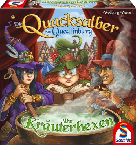 QVQ Die Kräuterhexen - Box