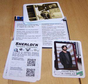 Sherlock - Verbleib unbekannt