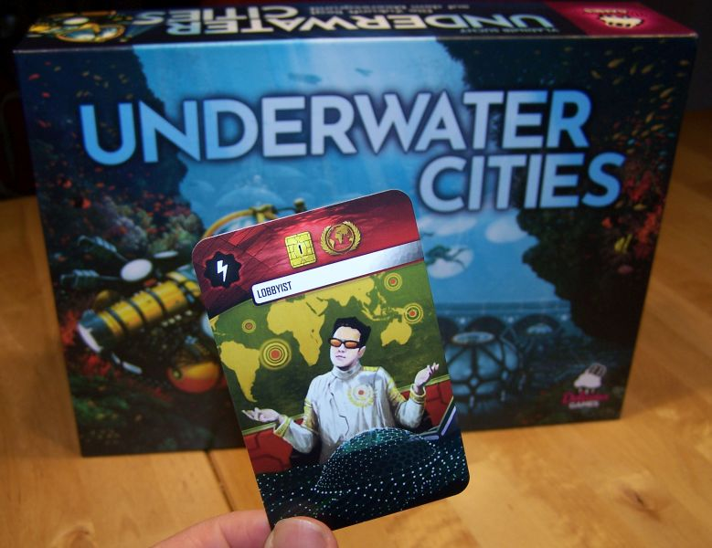 Underwater Cities - Der Lobbyist