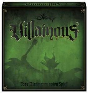 Villainous - Box