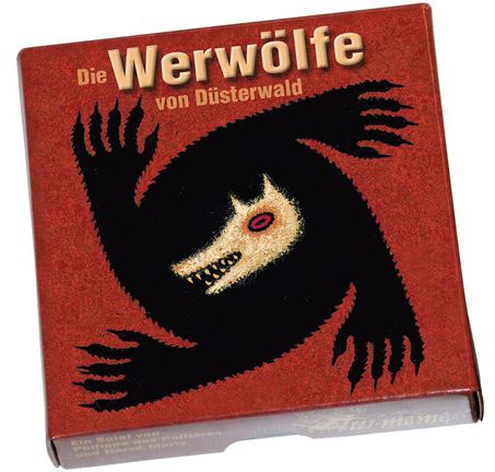 Die Werwölfe von Düsterwald - Box