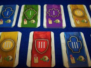 Hadara - Kartenrückseiten