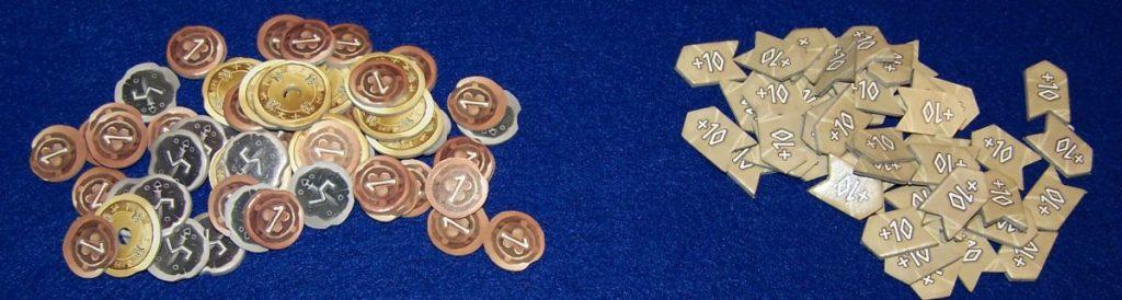 Hadara - Münzen