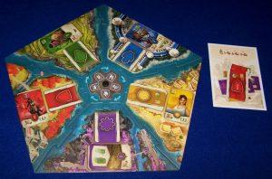 Hadara - Spielplan