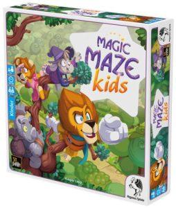 Magic Maze Kids - Box